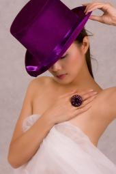 Amy Chan - The Purple Hat