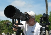 Timothy Nantz - Me at Titusville with the Nikon 600mm