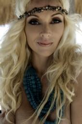 Rebecca Piket - Playboy July 2010 Tear Sheet 6
