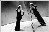 Vance - Vima in Atsuko Kudo ball gown