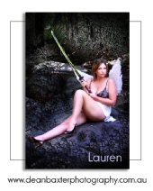 Dean Baxter Photography - Danger Angel Lauren 6756