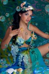 Robert of C3D - Jamillette as our beautiful mermaid