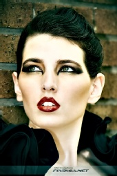 Frankie Pereira - Model: Dawn Fleming