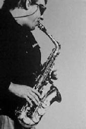Barry Page - Saxman