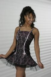 Tina Osu - Black dress