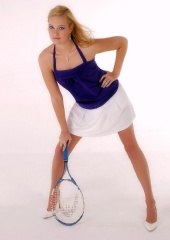 Robin Colleen - Tennis Anyone?