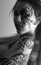 Tansie Stephens (Hybrid gothica) - Tribal Nature