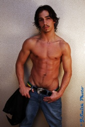 JSmith Photo - Shirtless in Jeans