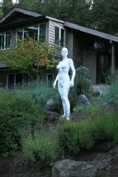 Enlightened Photographer - Garden Art
