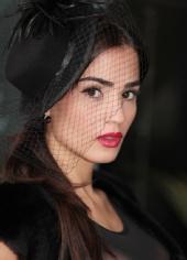 John Fisher - Model: Jenny Arzola, Agency Test Shoot, Hair and Makeup: Daria Dvurechenskaya Hair and Makeup