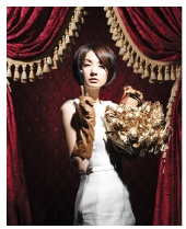 Liu Yiwei - cover for foodreport magazine