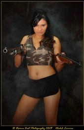Luzana - Guns Blazin