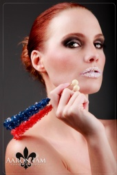 Lisa Michelle Dixon - Red White &amp; Blue