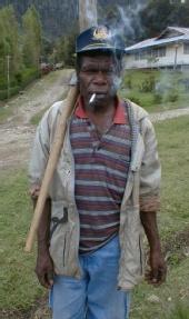 Ken Butler - Village head