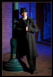 PACALA Photography - Secret Agent Alfonso Senses Danger!