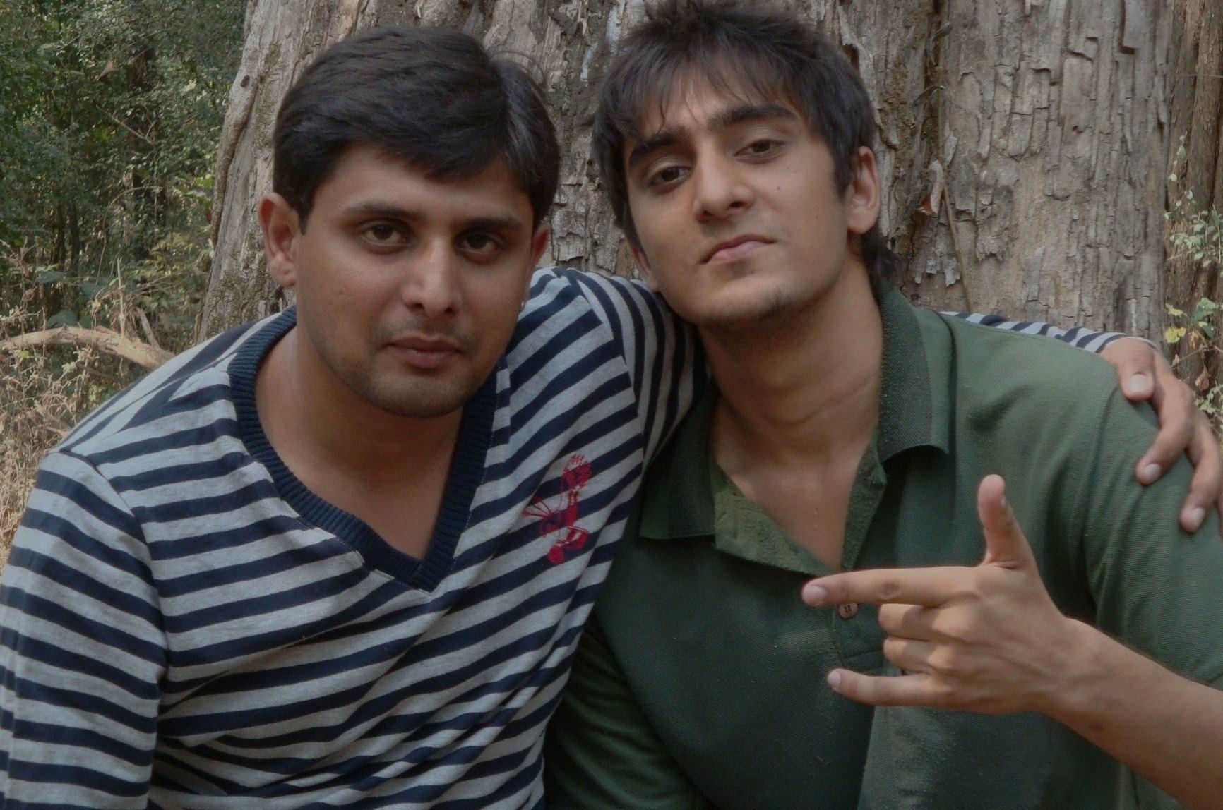 SALIM - Me (L) & My Brother (R)
