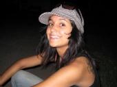 Jasmine - Sitting outside on a brisk night