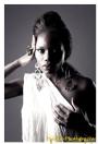 Maria Matovu - Couture Modeling