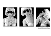 Alex Jay - Sammy Valencia Lingerie Shoot