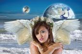 Brad Meador Design - Kimmy Spreads Her Wings.