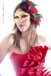 J Rios Photography - Nora's Mask