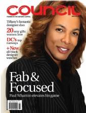 COUNCIL MAGAZINE - Council Magazine WINTER 2011 Cover