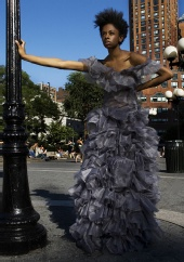 Chinyere Okoma - Street couture
