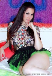 Amanda Swan Erotica - COZY POSE