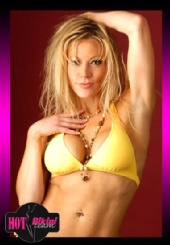 Jeanie Vee - HOT Bikini Team - March 2009