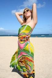 Amanda Li Wilson - Cudra Clover Silks Shoot