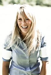 stephanson - nice happy girl