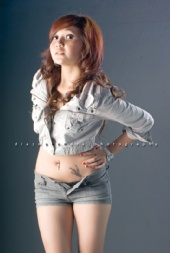 diazmahendra - Model : Retsa Dewirna