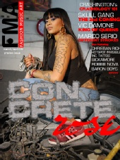 F.M.A. Magazine - Crashington Preview Issue Cover