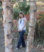 Charlie Webb - Walking in the fall woods