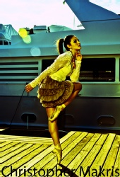 Christopher Makris - ballet and fashion
