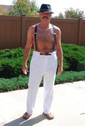 Jack Long - No shirt, no shoes, no service.