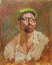 Beacham Art Studio - Alan, alla prima, 2hours