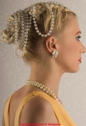Karen Bates-Ashley-Hairstylist & MUA - Model - Natalia Churikova