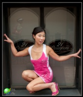 Natalie Cheng - Newport Beach Shoot - July 10th 2010