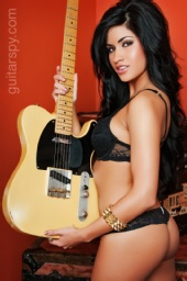 Guitarspy - Carolina Rusco