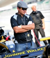 Mike Yip - Training to be a Race Team Manager...