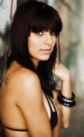 Model Ashley Salazar