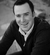 Chris Hagle - Black and White Portrait