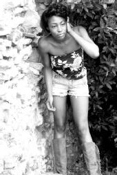 Yemi Shantelle Ola - Vintage Shoot 2010.