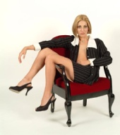 ASHLEY - The business look