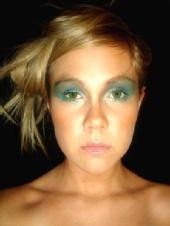 Kelsey Torgerson - green eyes