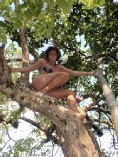 Ella Bardo - climbing trees