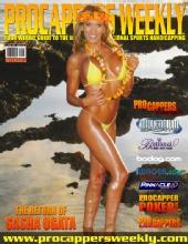 Sasha Rochelle - Sasha ogata-2nd Cover for this mag.