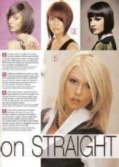 Anya - hairstyle Magazine
