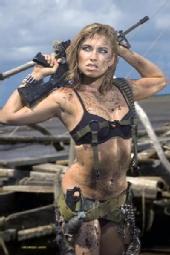 Stephanie Burrows - Warrior Girl